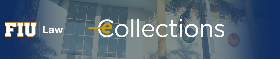 eCollections @ FIU Law Library