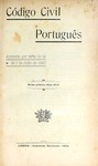 Código Civil Português by Portugal