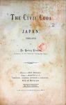 The Civil Code of Japan by Ludwig Lönholm