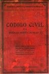 Código Civil de la República Oriental del Uruguay by Uruguay