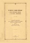 """El Pacto de """"Dominio Reservado"""" en las Legislaciones Modernas y en Nuestra Legislación"""