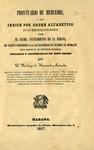 Prontuario de Mercedes by Rodrigo de Bernardo y Estrada