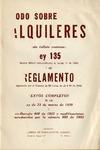 Todo sobre Alquileres by Mario Díaz Cruz