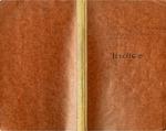 Indice, Frases y Pensamientos by Mario Díaz Cruz