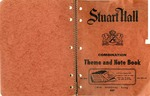 Stuart Hall. Combination Theme and Note Book. by Mario Díaz Cruz