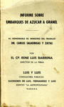 Embarques de Azúcar a Granel by Rene Luis Barrena