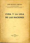 Cuba y la Liga de las Naciones