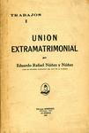 Unión Extramatrimonial