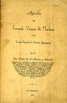 Aporte de Fernando Vázquez de Menchaca a la Escuela Española de Derecho Internacional by Pedro G. de Medina y Sobrado
