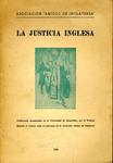 La Justicia Inglesa by Eduardo J. Couture and Amigos de Inglaterra