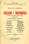 Revista General de Legislacion y Jurisprudencia by José Castan Tobeñas