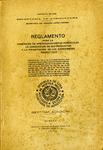 Reglamento para la Concesion de Aprovechamientos Forestales, la Conduccion de sus Productos y la Transmitacion de los Expedientes Respectivos
