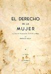 El Derecho de la Mujer by Aracelio Azcuy