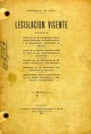 Legislación Vigente Sobre Tributación de los Bancos, Sociedades, Empresas de Ferrocarriles y de Navegación y Compañías de Seguros