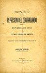 Convenio para la Represión del Contrabando Entre la República de Cuba y los Estados Unidos de América