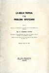 La Abulia Tropical y el Problema Hipotecario
