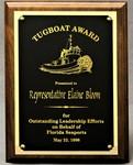 Tugboat Award