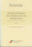 Andrés Bello, Sucesiones, y el Código Civil Francés de 1804