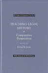Teaching Latin American Legal History
