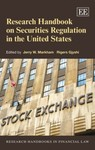 Corporate Governance and the Regulation of Mergers and Acquisitions by Jerry W. Markham and Rigers Gjyshi