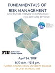 Fundamentals of Risk Management and Future Trends in Compliance