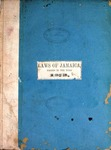 The Laws of Jamaica, 1873 by Jamaica