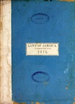 The Laws of Jamaica, 1875 by Jamaica