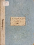The Laws of Jamaica, 1894 by Jamaica