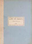 The Laws of Jamaica, 1905 by Jamaica