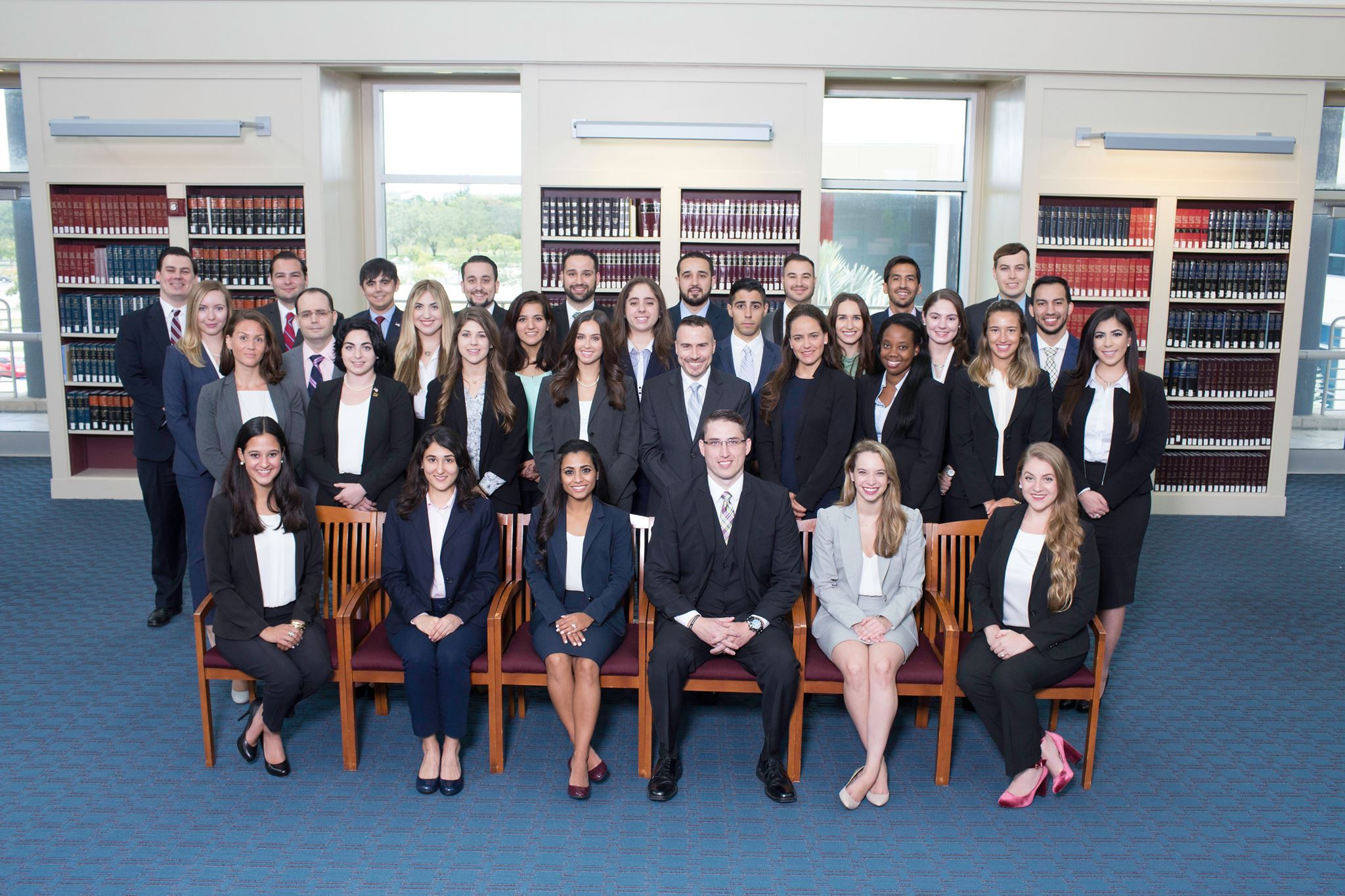 FIU Law Review Members 2017-2018