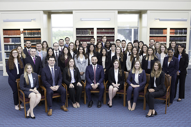 FIU Law Review Members 2018-2019