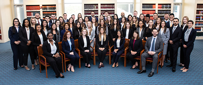 FIU Law Review Members 2020-2021