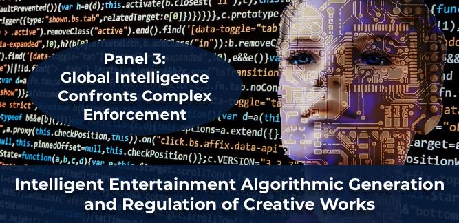 Panel 3: Global Intelligence Confronts Complex Enforcement