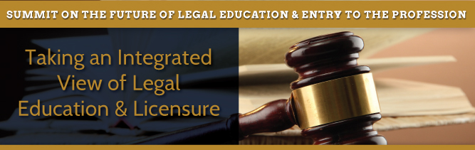 Taking an Integrated View of Legal Education and Licensure