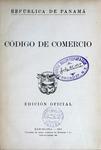 Código de Comercio by Panamá