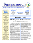 The Professional, Fall 2014 by Henry Latimer Center for Professionalism