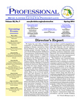 The Professional, Spring 2014 by Henry Latimer Center for Professionalism