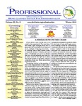 The Professional, Winter 2013