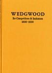 The 22th Wedgwood International Seminar, May 4-6, 1977 : Its Competitors & Imitators 1800-1830, Dearborn, Michigan by Wedgwood International Seminar