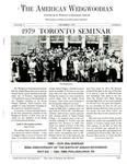 The American Wedgwoodian : 1979 Toronto Seminar by Wedgwood International Seminar