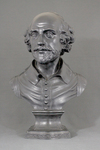 Bust of William Shakespeare by Josiah Wedgwood and Thomas Bentley