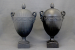 Sealed vase (pair)