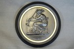 Apotheosis of Virgil plaque by Josiah Wedgwood