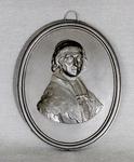 Louise de Coligny medallion