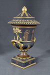 Victorian urn with lid