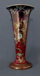 Flambe fairyland vase