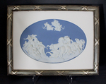 Battle between Jupiter and Titan plaque by Josiah Wedgwood
