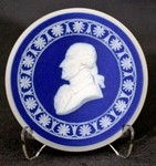 George Washington medallion by Josiah Wedgwood