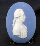 Sir William Herschel medallion