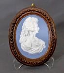 Mary Elizabeth Nugent Buckingham medallion